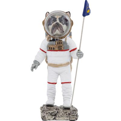 Figura decorativa Space Dog 26cm