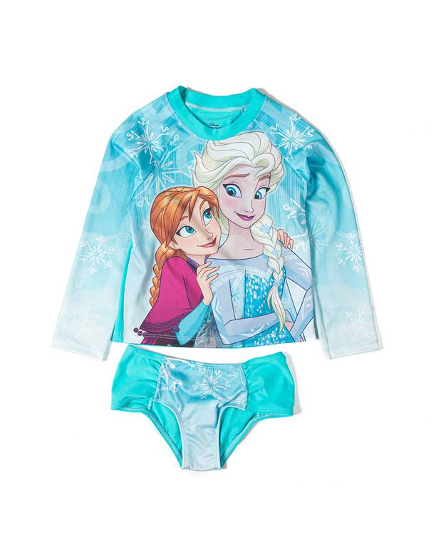 Conjunto Baño Niña Frozen