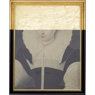 Cuadro Incognito Lady 100x80cm