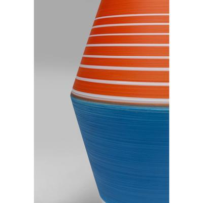 Vasija Happy Day azul 37cm