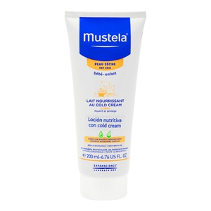 Mustela Loción Nutritiva con Cold Cream 200ml