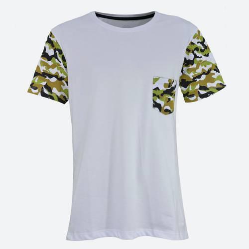T-Shirt 420 Blanco