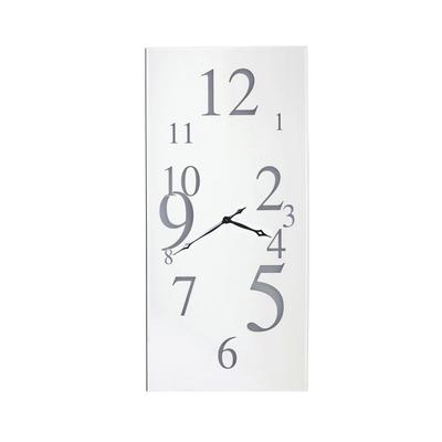 Reloj pared Wonderland LED Rectangular 160