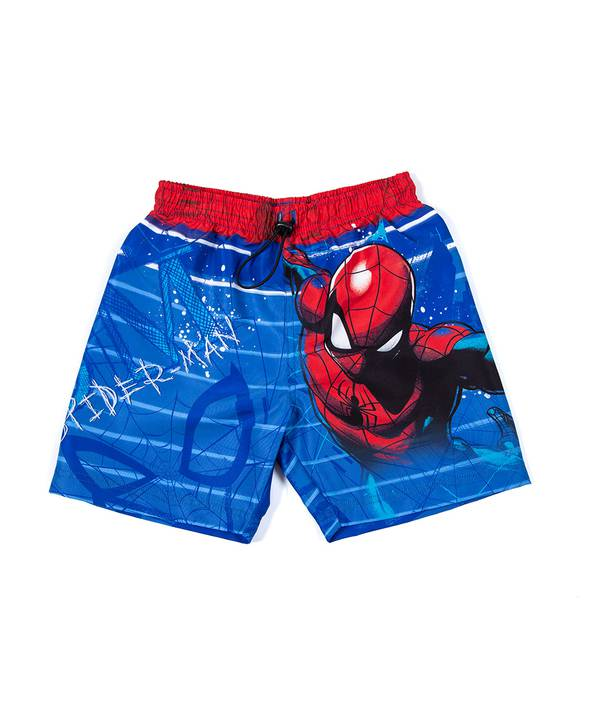 Pantaloneta Baño Niño Spiderman