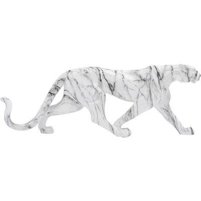 Objeto decorativo Leopard Marble 95cm