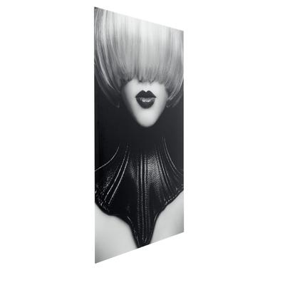Cuadro cristal Vogue Face 80x120