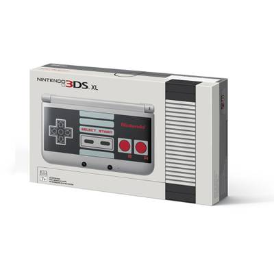 Nintendo 3DS XL NES