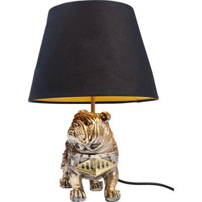 Lámpara mesa Steampunk Pug