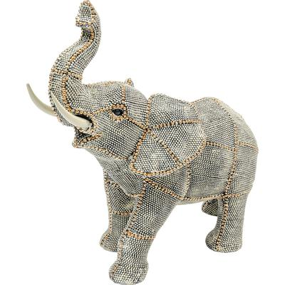 Objeto decorativo Walking Elephant peq
