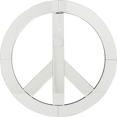 Decoración pared Mirror Peace grande