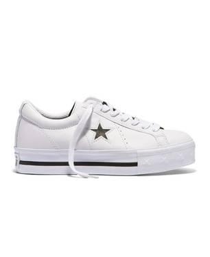 Zapatos Optical White