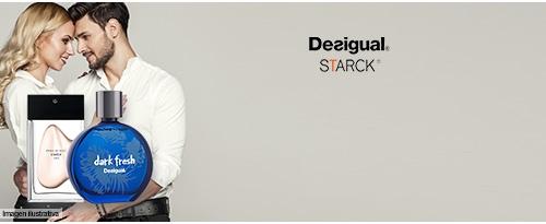 PERFUMES DESIGUAL Y STARCK DESDE $64.990