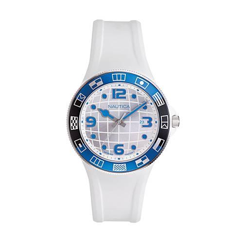 Reloj lummus beach Plata - Blanco