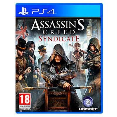 Assasins Creed Syndicate PS4