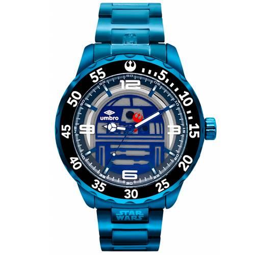 Reloj Azul/Azul - Umb-Sw03-4