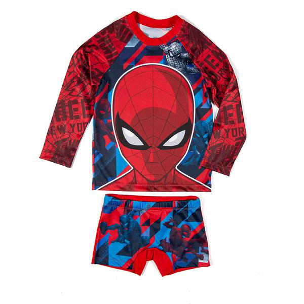 Conjunto Baño Spiderman