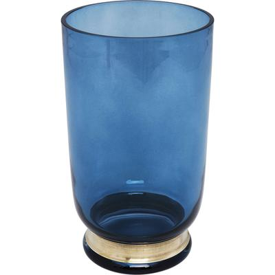 Vasija Positano azul 25cm