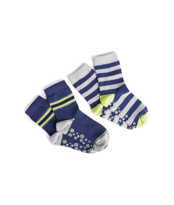 Calcetines caña media caminador Pack X2