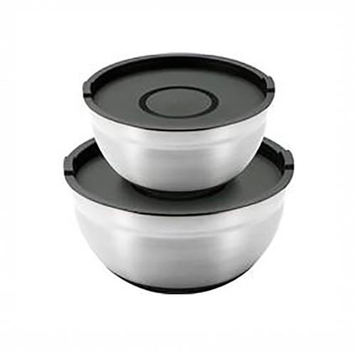Set 4Pc Bowl Mezcla Acer Inox Foodies Mp