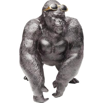 Objeto decorativo Monkey Beach 20cm
