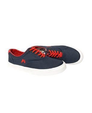Zapatos K24 - Azul X Rojo
