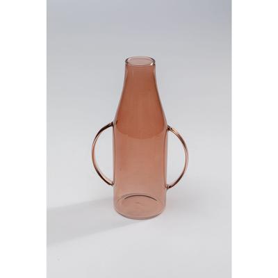 Vasija Bottle Henna rosa