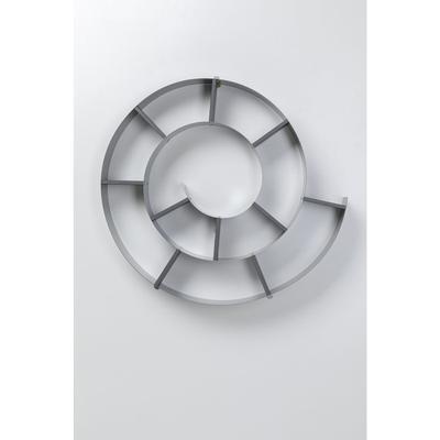 Estantería pared Snail plata