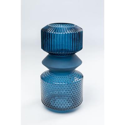 Vasija Marvelous Duo azul 36cm