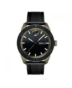 Reloj análogo negro 0452