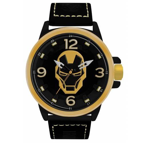 Reloj Dorado/Negro - Umb-Im01-4