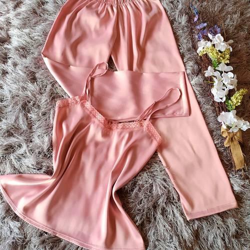 Pijama Zafiro Palo De Rosa C1-R13-PR