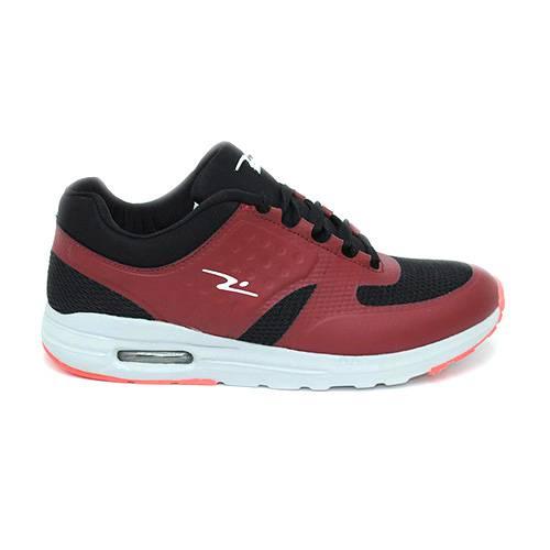 Tenis Lavish - Rojo-Negro