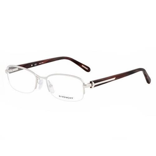 Gafas Oftálmicas Plateado-Transparente VGV483-579