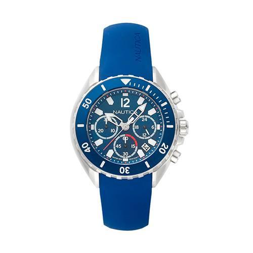 Reloj nwp Azul - Plateado