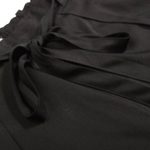 Culotte Color Siete Para Mujer  - Negro