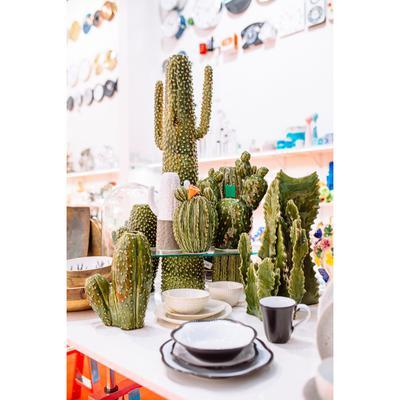 Vasija Texas Kaktus Duo 30cm