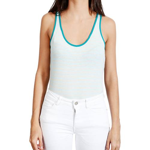 Blusa Color Siete para Mujer  - Verde