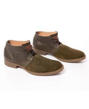 Zapatos Camerún Verde