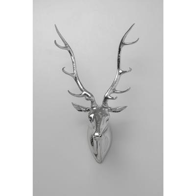 Decoración pared Deer Silber