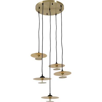 Lámpara Disc Spiral 5