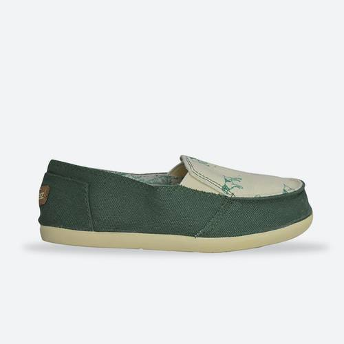 Alpargatas Mini Panchaiconicgreen Dog Verde