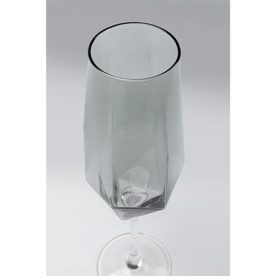 Vaso cava Diamond Smoke