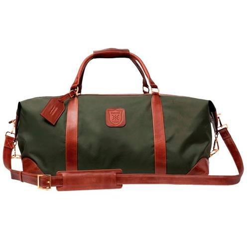 Heritage Bag Canvas Green