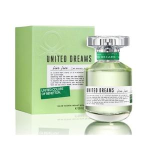United Dreams Live Free Eau de Toilette