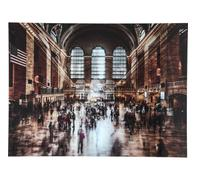 Cuadro cristal Grand Central Station 120x160cm