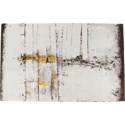 Alfombra Abstract Line gris 300x200cm