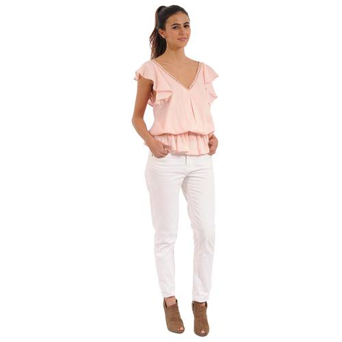 Blusa Lucile Color Siete para Mujer