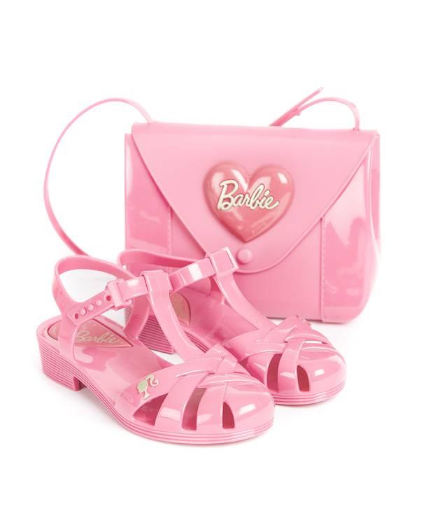 Barbie Sandalia Kids - Bolsa