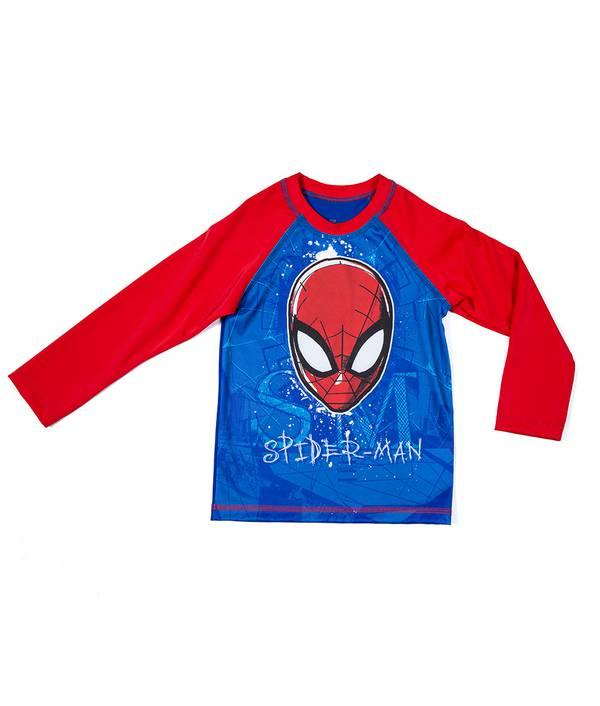 Camiseta Baño Niño Spiderman
