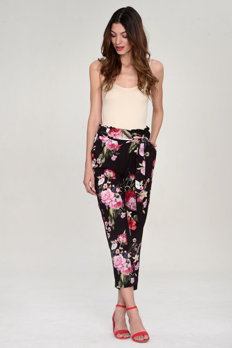 1578d76f15 PANTALON ESTAMPADO FLORAL - Spírito Tienda online - Moda femenina